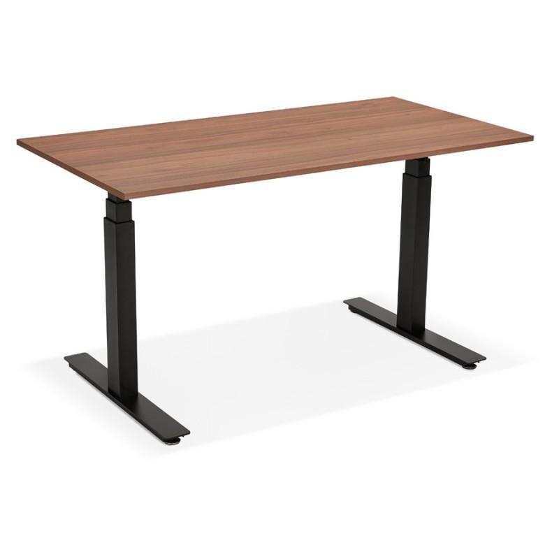 PIEDI neri in legno elettrico SEATed KESSY (140x70 cm) (finitura in noce) - image 49812