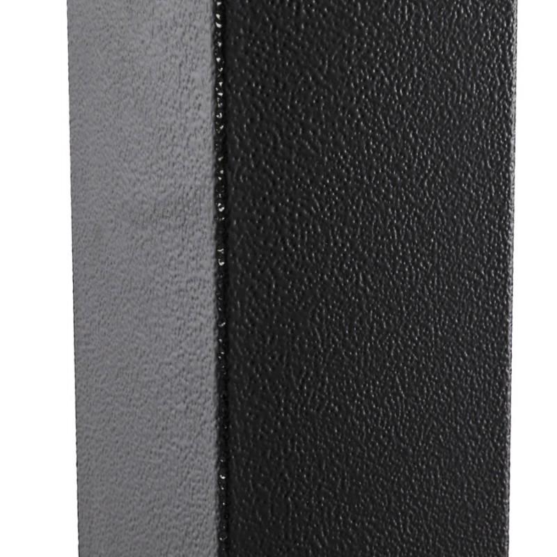 Pied de table rectangulaire en métal RAMBOU XL (75x40x88 cm) (noir) - image 49893