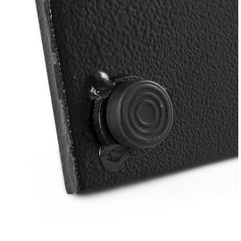 Pied de table rectangulaire en métal RAMBOU XL (75x40x88 cm) (noir) - image 49896