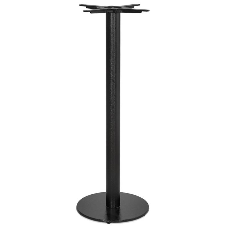 Tischtischfuß aus METALL THELMA (40x40x110 cm) (schwarz)