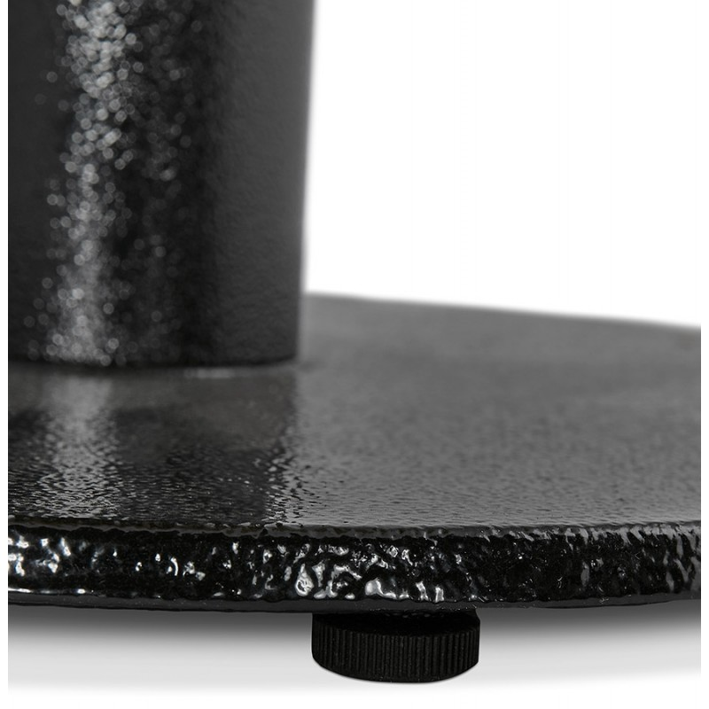 THELMA metal round table foot (40x40x110 cm) (black) - image 49912