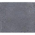 Diseño de pie de teca maciza OXANA (180 cm) (gris)