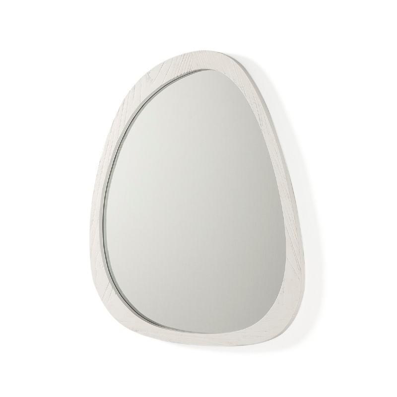 Espejo 81X3X62 Cristal Madera Blanco - image 51100