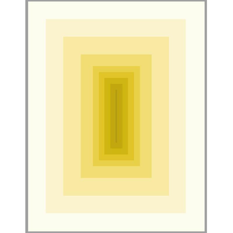 Bild 150X3X200 Methacrylat Gelb