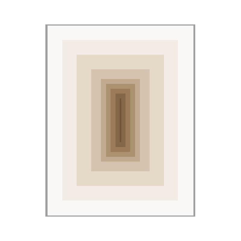 Tableau 100x3x130 Méthacrylate Brun - image 51175