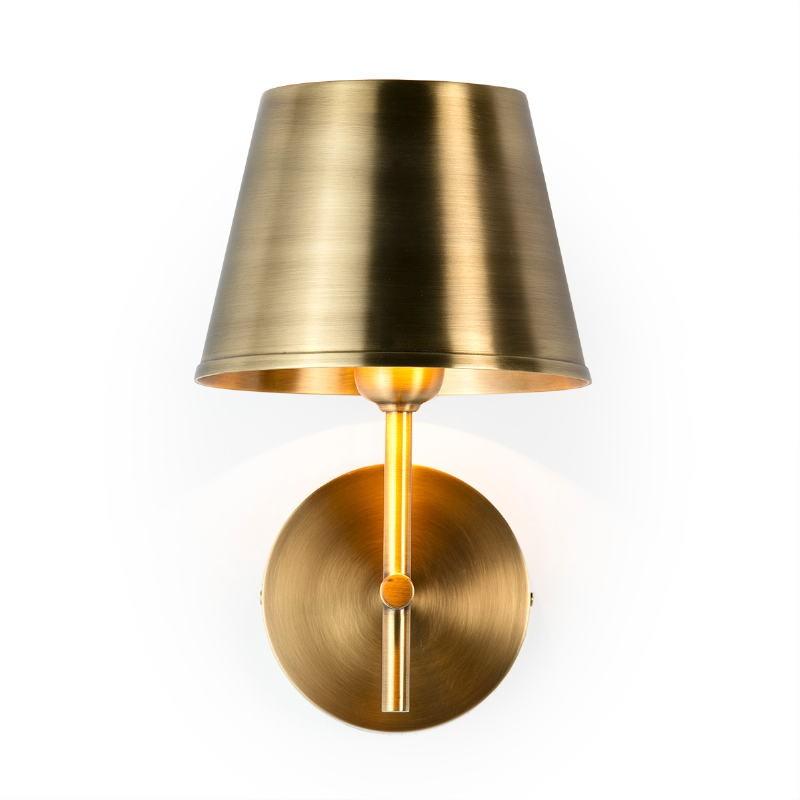 Übernehmen 18X18X26 Metall Golden - image 51636