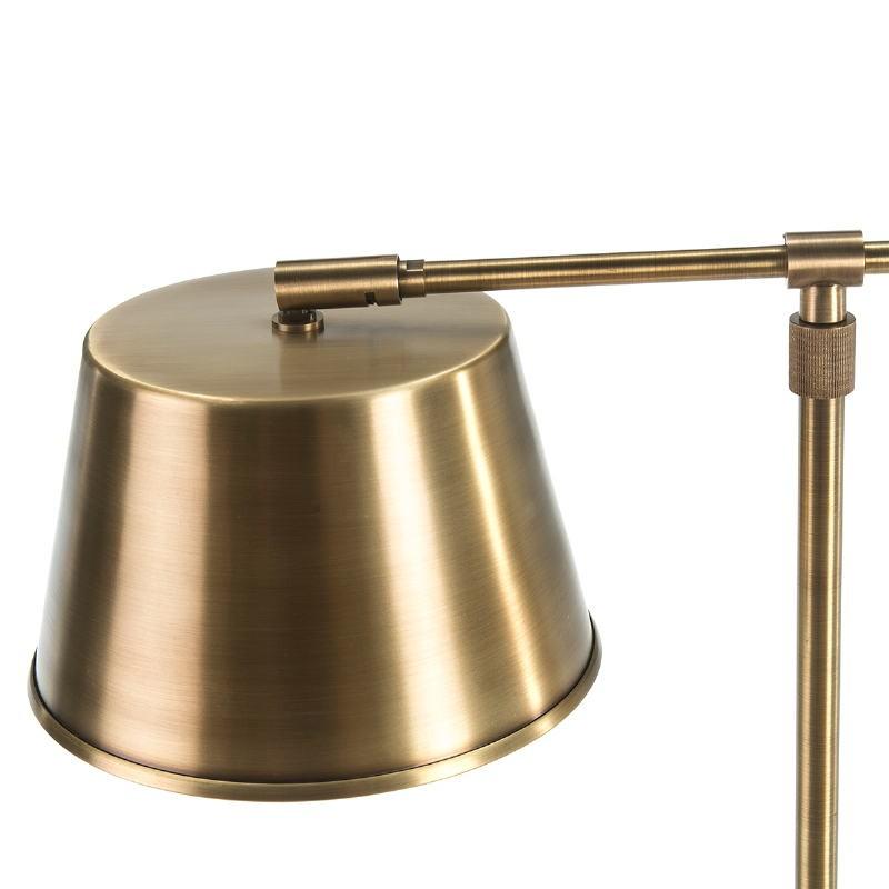 Standard Lamp 42X23X149 Metal Golden - image 51655