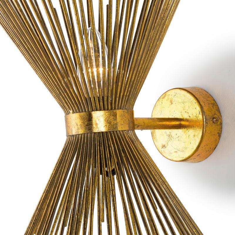 Aplique 26X26X43 Metal Dorado - image 51713