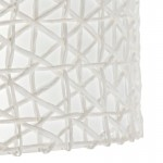 Lampshade 45X45X24 Synthetic Paper White