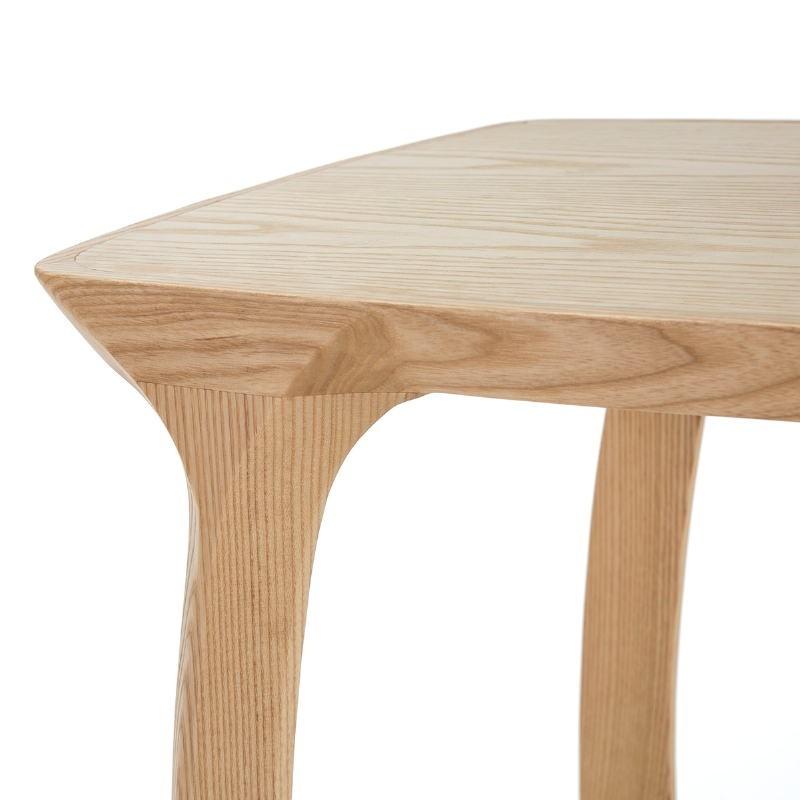 Table de chevet 50x43x59 Bois Naturel - image 51821