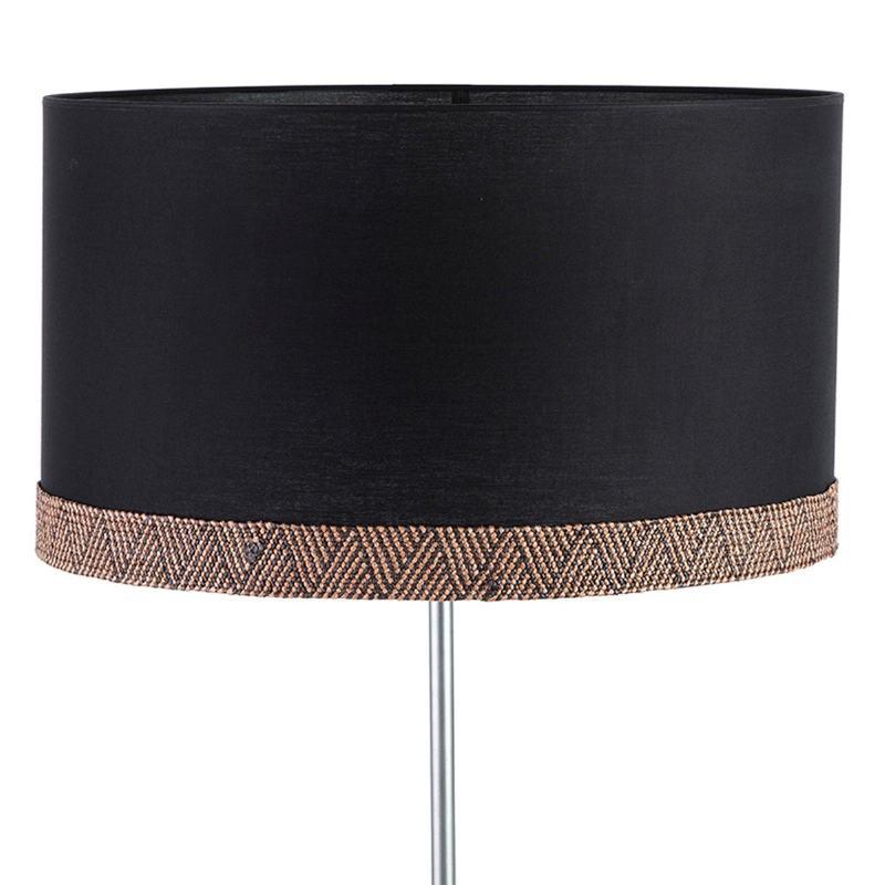Lampshade 50X50X30 Cotton Black Brown - image 52792