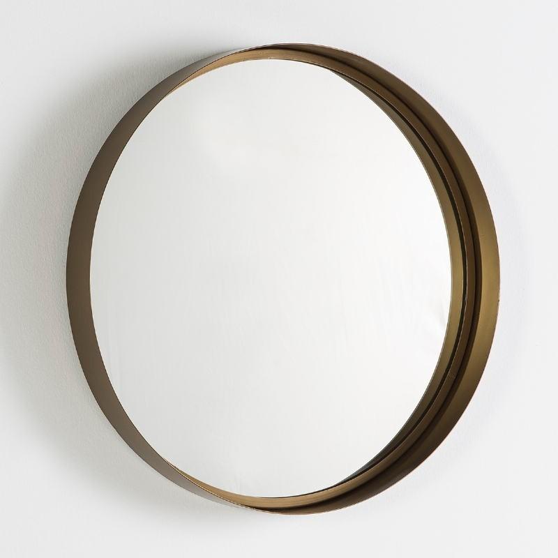 Specchio 61X5 Vetro Metallo Dorato - image 52995