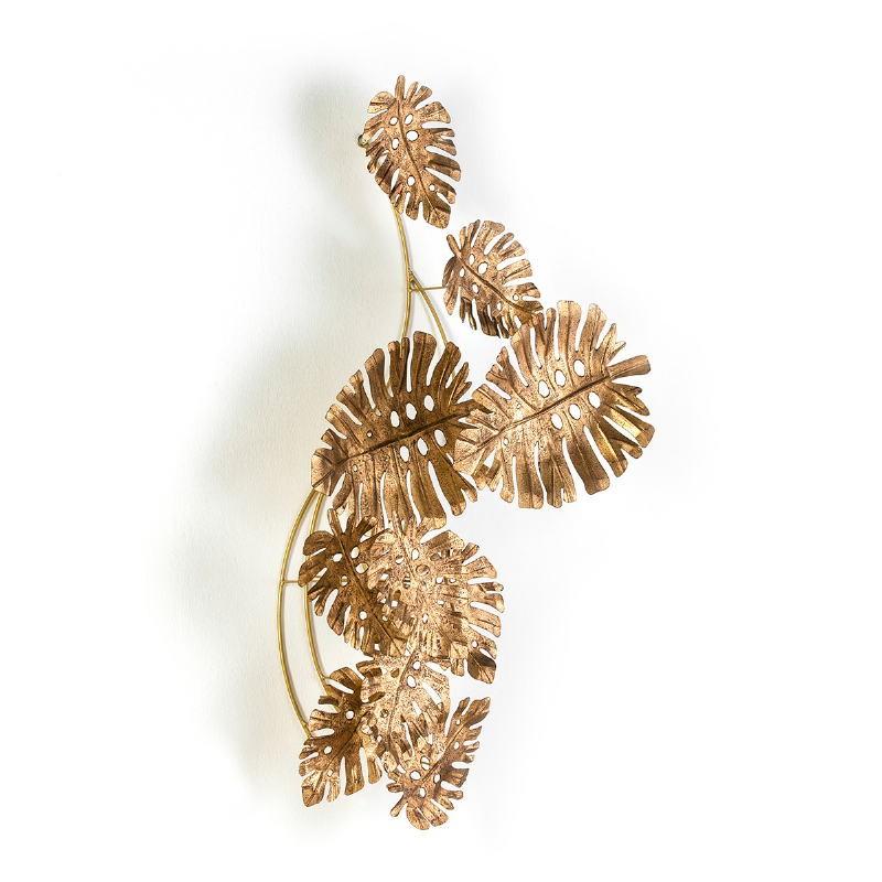 Skulptur 50X27X100 Metall Golden - image 53166