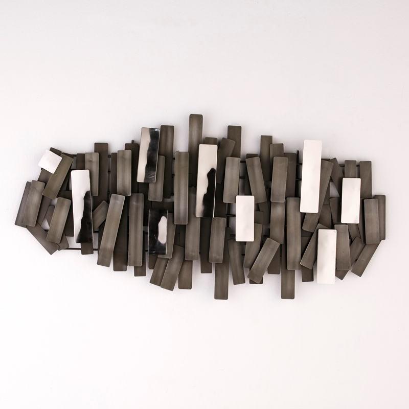 Skulptur 100X5X50 Metall Zink - image 53243