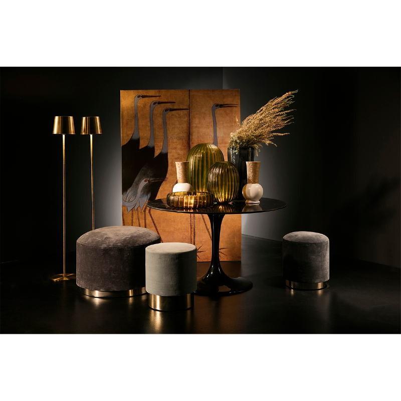 Standard Lamp 24X24X170 Metal Golden - image 53260