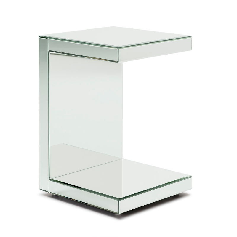 Auxiliary Table 40X40X60 Mirror - image 53286