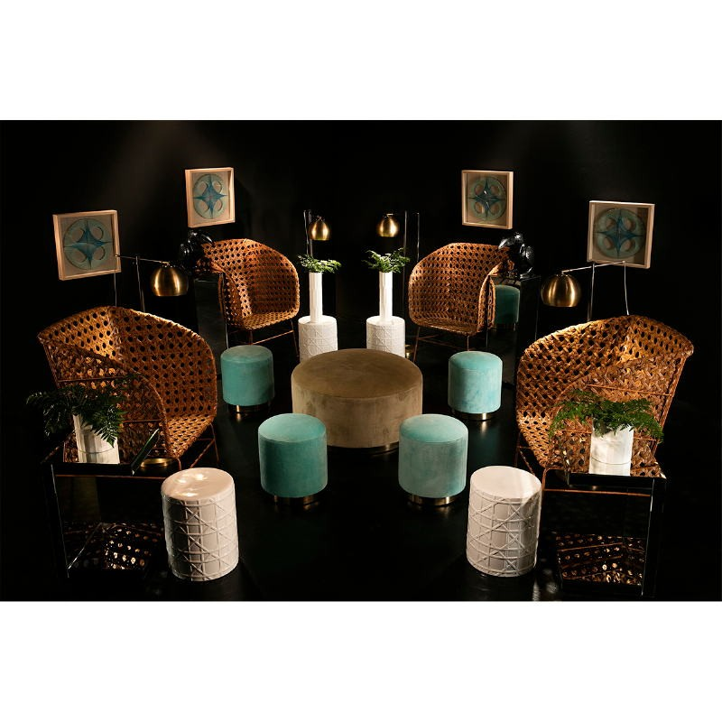 Auxiliary Table 40X40X60 Mirror - image 53288