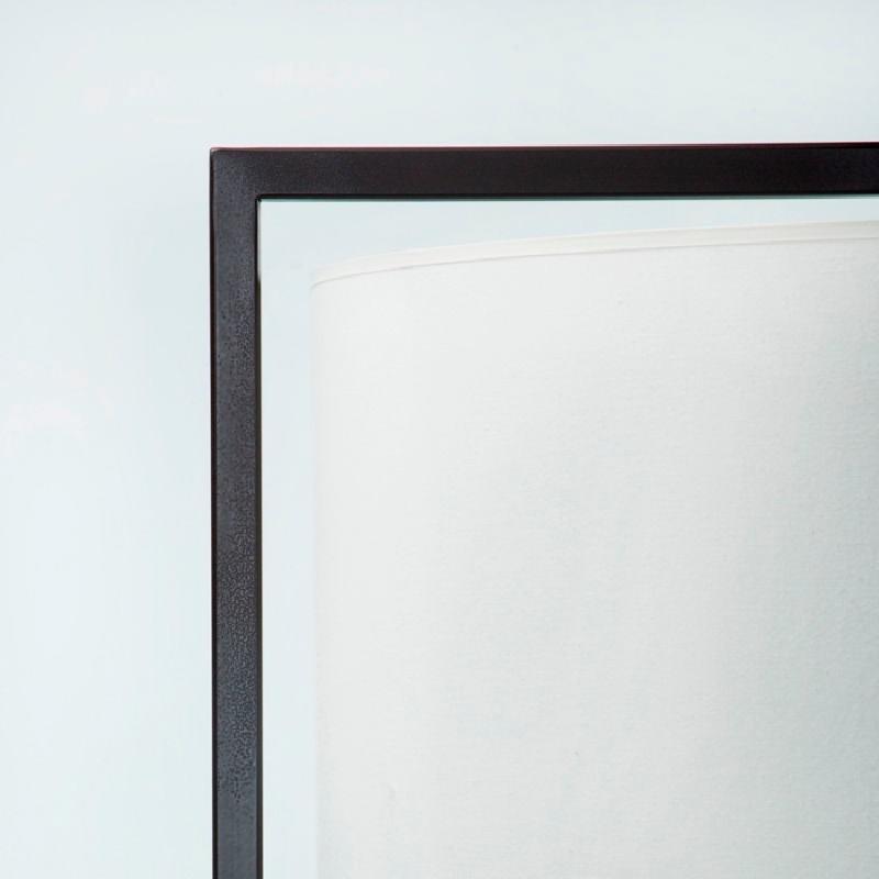 Lampadaire sans abat-jour 20x35x170 Métal Marron - image 53353