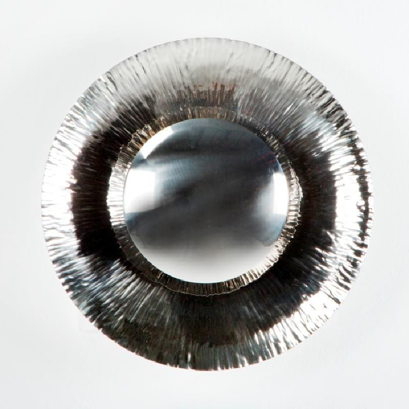 Aplique 61X7X61 Metal Nickel