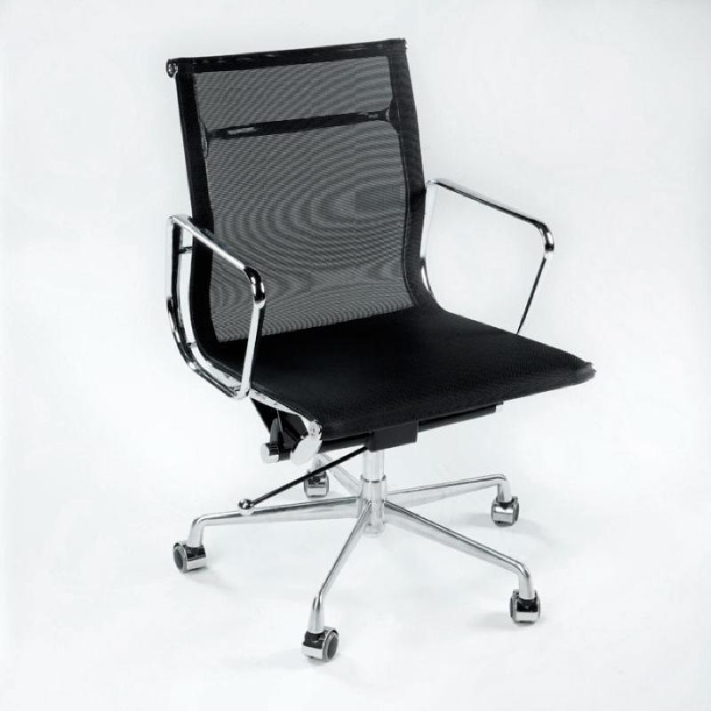 Dispatch Chair 58X64X89/97 Metall/Mesh Schwarz - image 53418