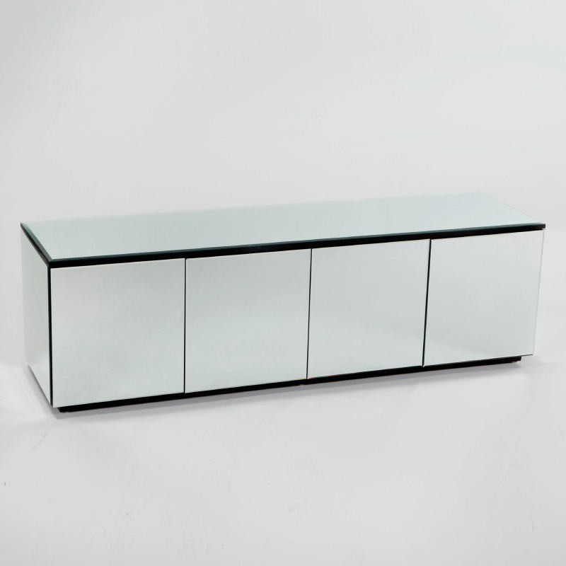 Sideboard 4 Doors 180X50X57 Mirror - image 53433