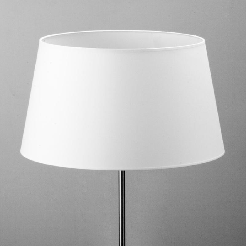 Paralume 50X40X28 Cotone Bianco