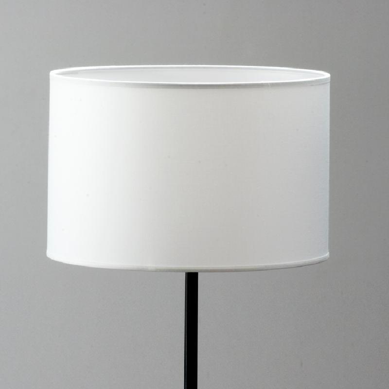 Abat-jour 50x50x30 Coton Blanc