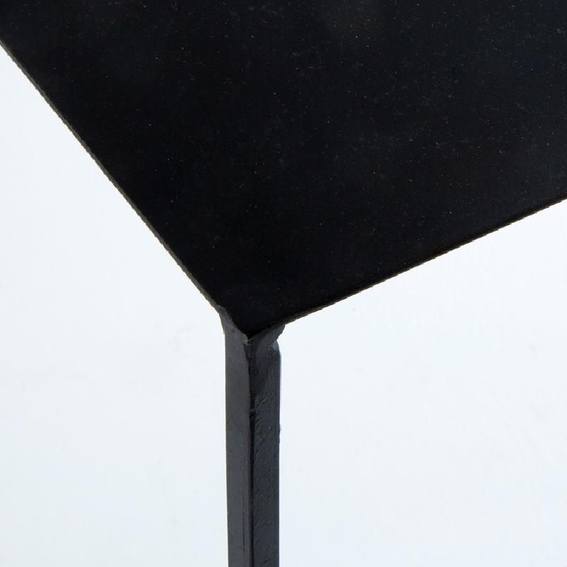 Console 76x28x80 Métal Noir - image 53648