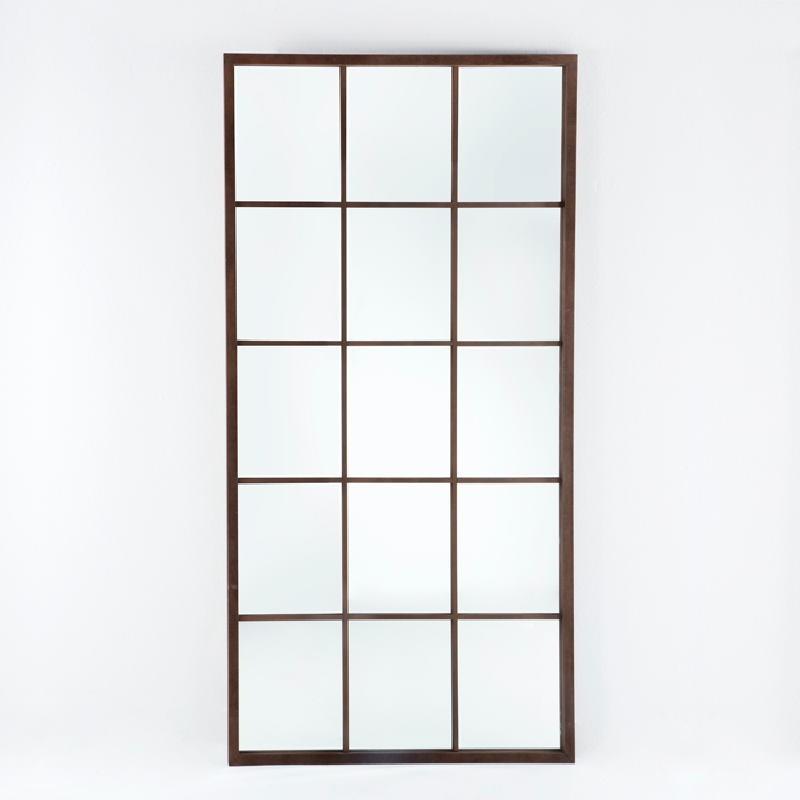 Specchio 100X4X200 Lacca Mdf Ruggine - image 53682