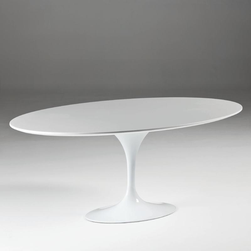 Dining Room Table 200X120X75 Aluminium Mdf White - image 53861